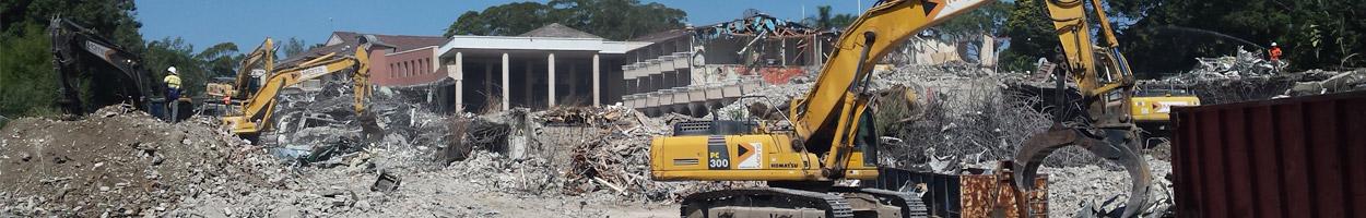 Moits - Demolition