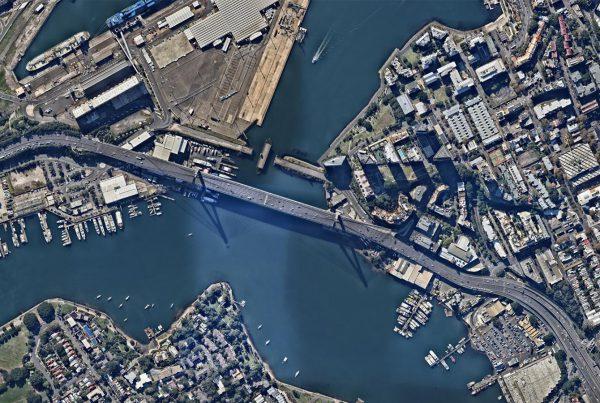 Moits - Portfolio Anzac Bridge