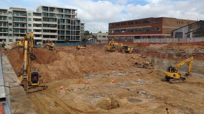 bulk-excavation